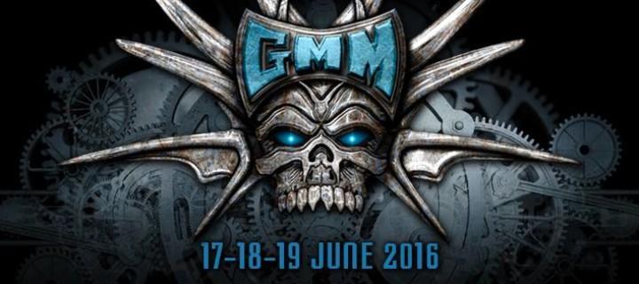 Graspop Metal Meeting 2016, donderdag 16 juni. Het Verslag.