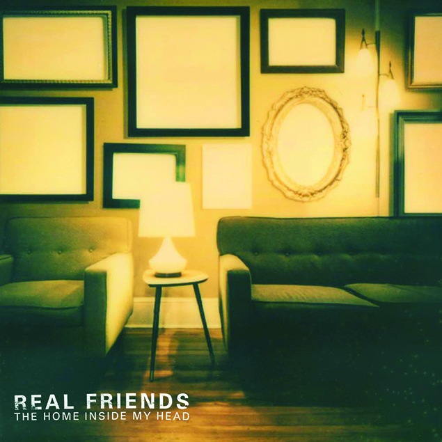 Real Friends – The Real Home Inside My Head