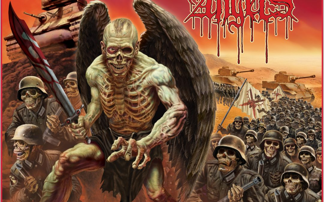 Suicidal Angels – Division of Blood
