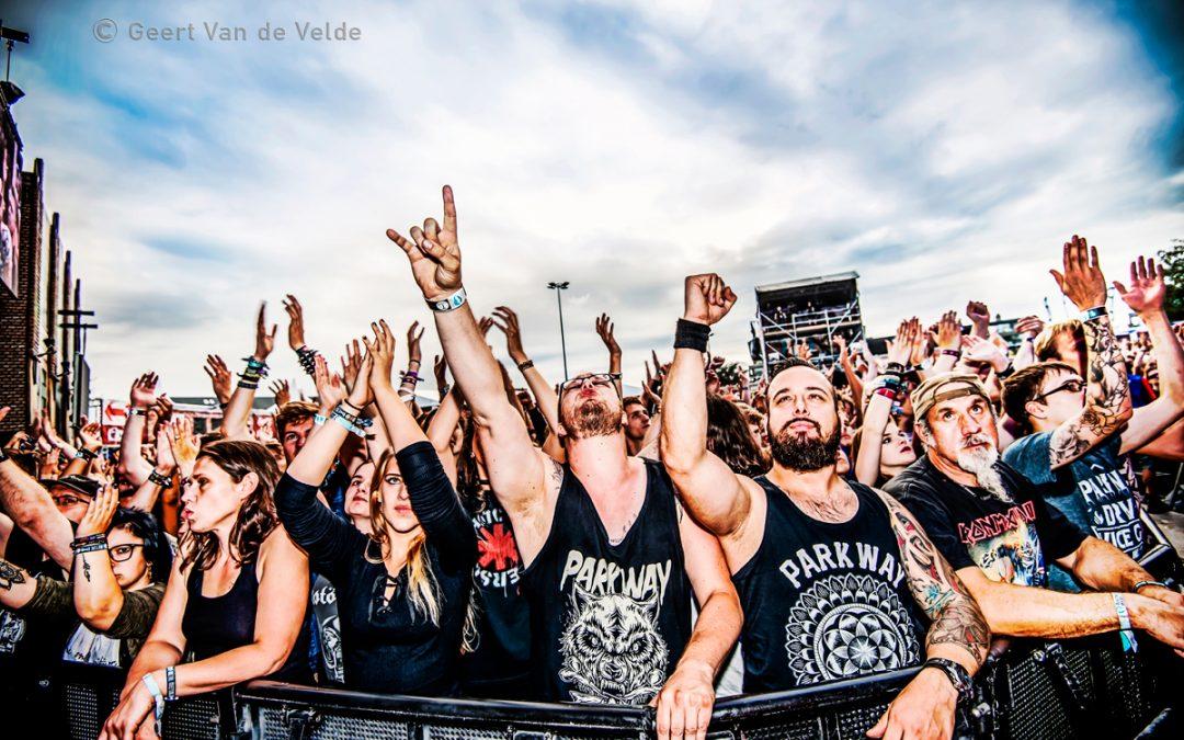 Lokerse Feesten, metalzondag 07/08/2016, Grote Kaai – Lokeren