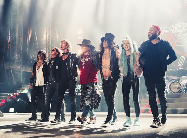 Guns N' Roses op 9 juni op Werchter?