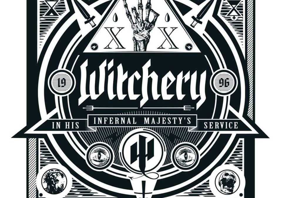Witchery – In His Infernal Majesty's Service