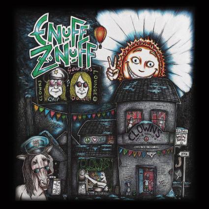 Enuff Z Enuff – Clowns Lounge
