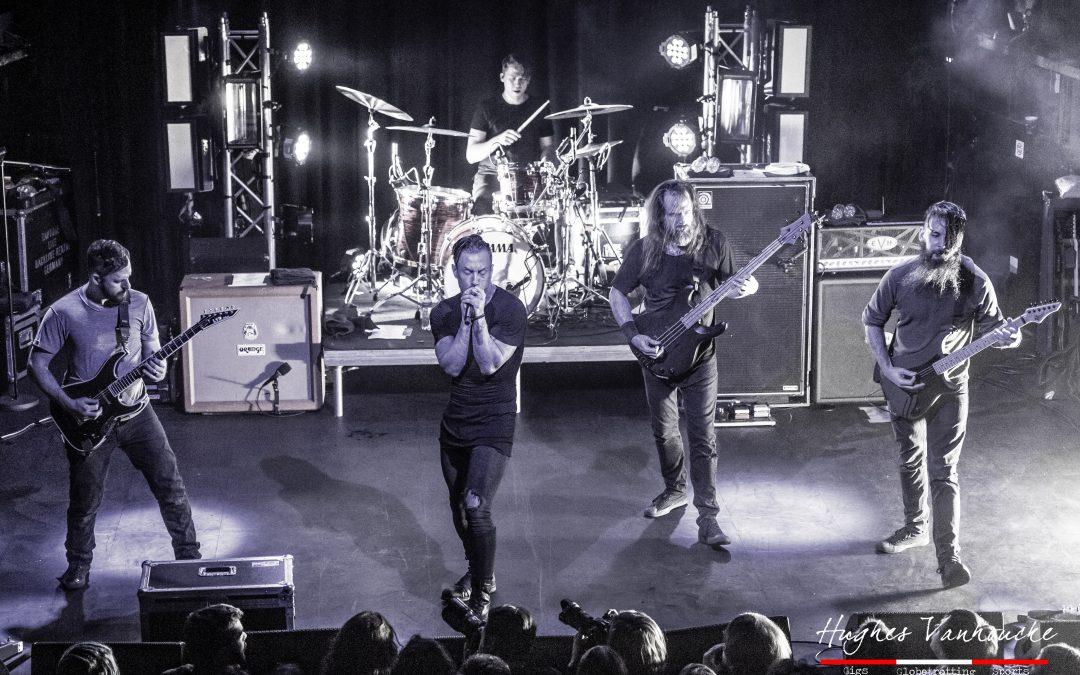 The Dillinger Escape Plan annuleert rest van Europese tour na busongeval in Polen.