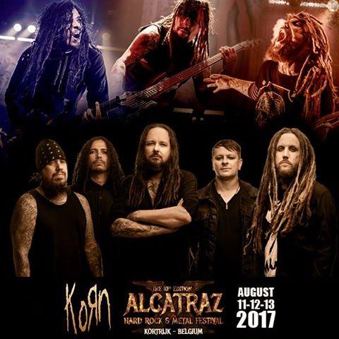 Alcatraz Metal Fest maakt headliner bekend
