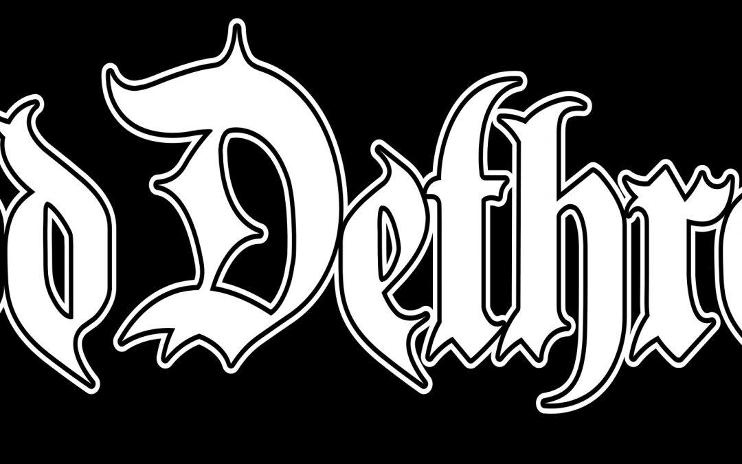 God Dethroned + Visionary666 + Fractured Insanity / De Verlichte Geest, Roeselare / 11-05-2017