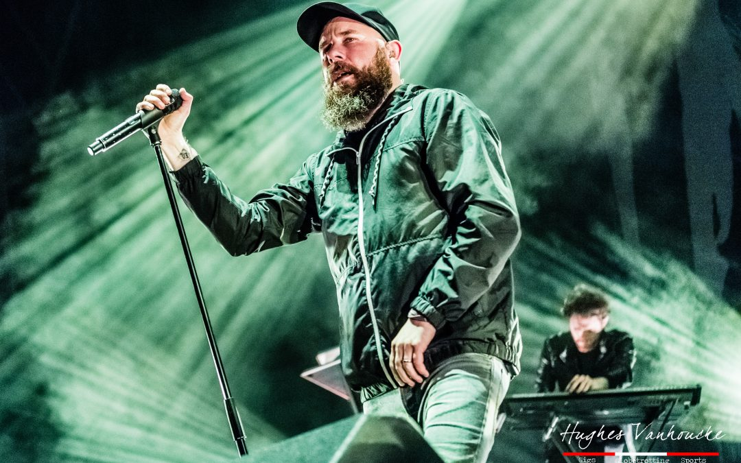 In Flames: Amped-Up sprak met Anders Fridén!