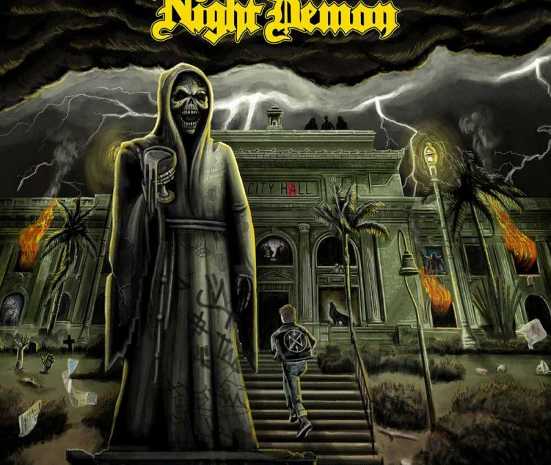 Night Demon – Darkness Remains