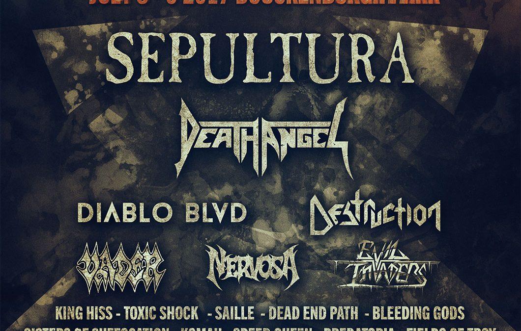 Antwerp Metal Fest 2017: De Preview: