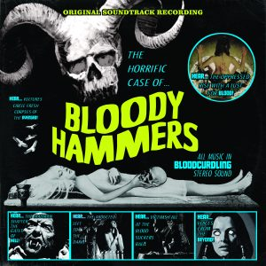Bloody Hammers – The Horrofic Face Of Bloody Hammers