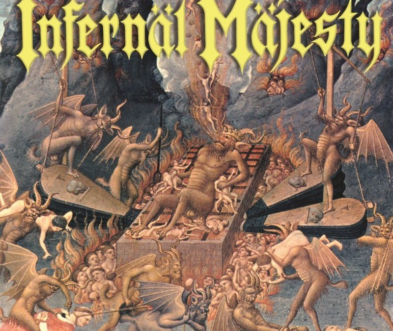 Infernäl Mäjesty – Unholier Than Thou
