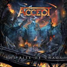Accept – Rise Of Chaos
