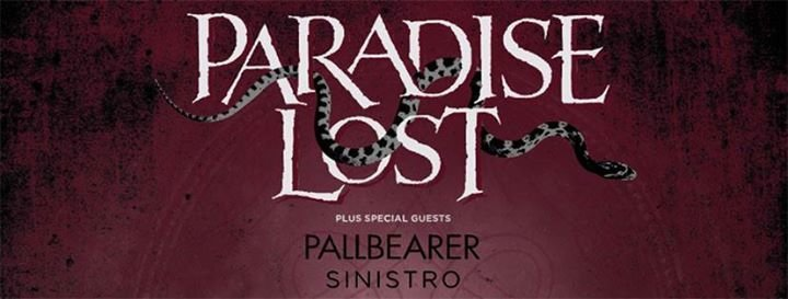 Paradise Lost @ X – Herford – Duitsland