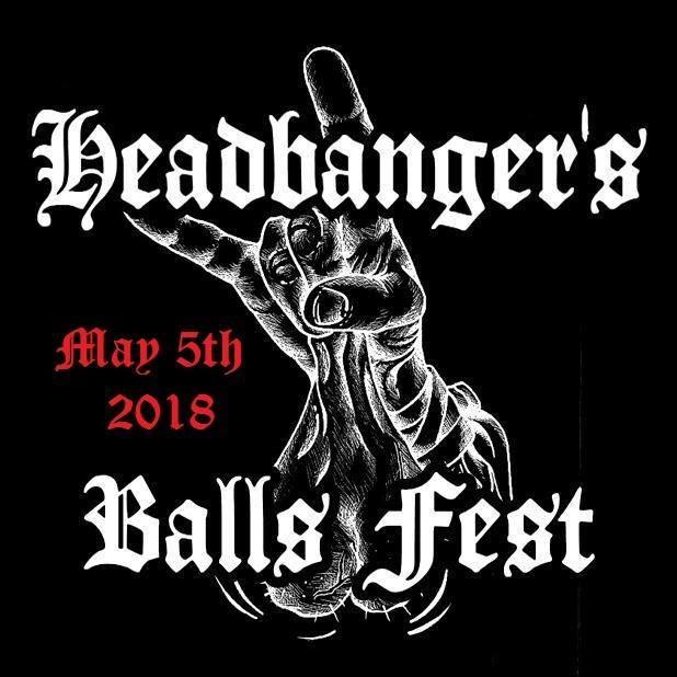 Headbanger's Balls Fest en een nieuwe naam: het moet wel donderdag zijn