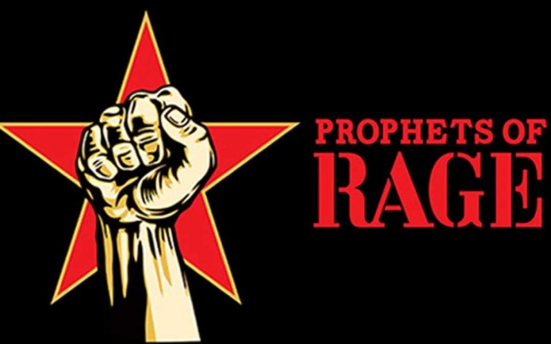 Prophets of Rage doet Rage Against The Machine eventjes herleven @ Poppodium 013 – Tilburg
