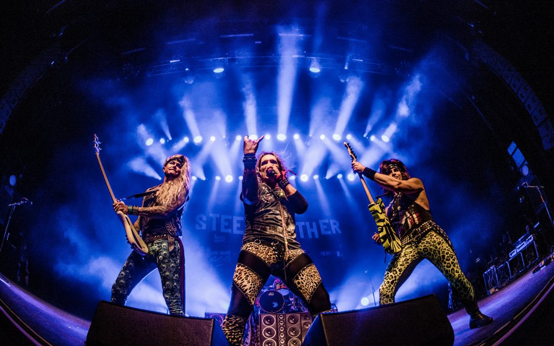 Fotoverslag: Steel Panther + Fozzy / 013 – Tilburg – Nederland / 03-02-2018
