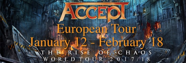 Accept, Night Demon @Trix, Antwerpen, 7 februari 2018