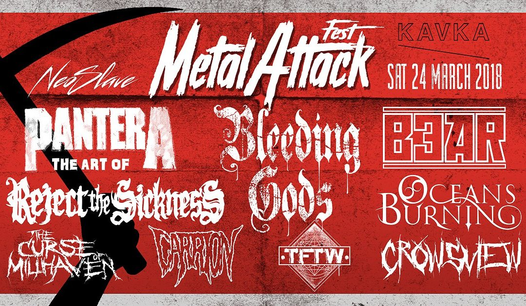 Metal Attack Fest: De Preview!