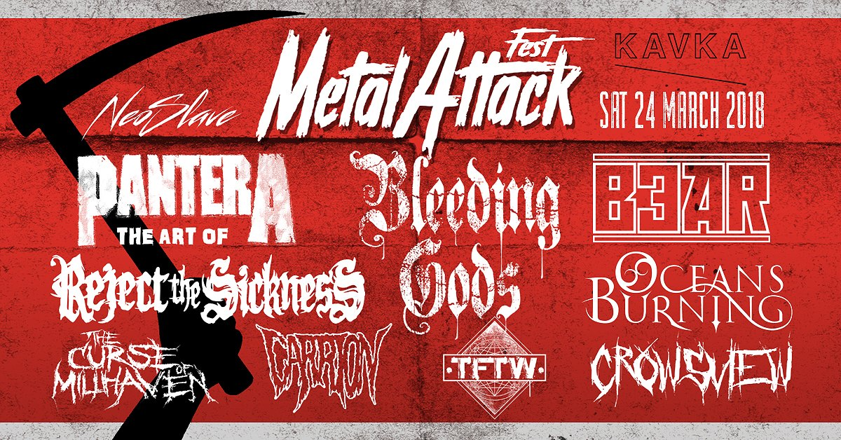 Metal Attack Fest 2018: het verslag!