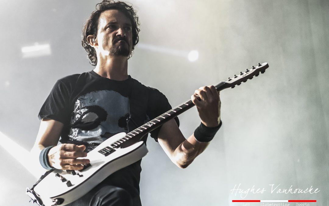 Lokerse Feesten maakt eerste namen bekend van de Metaldag