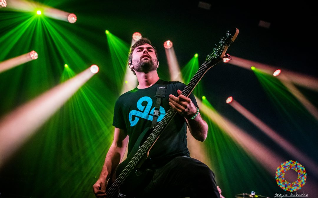 Interview met Kyle Erich, bassist van In Hearts Wake