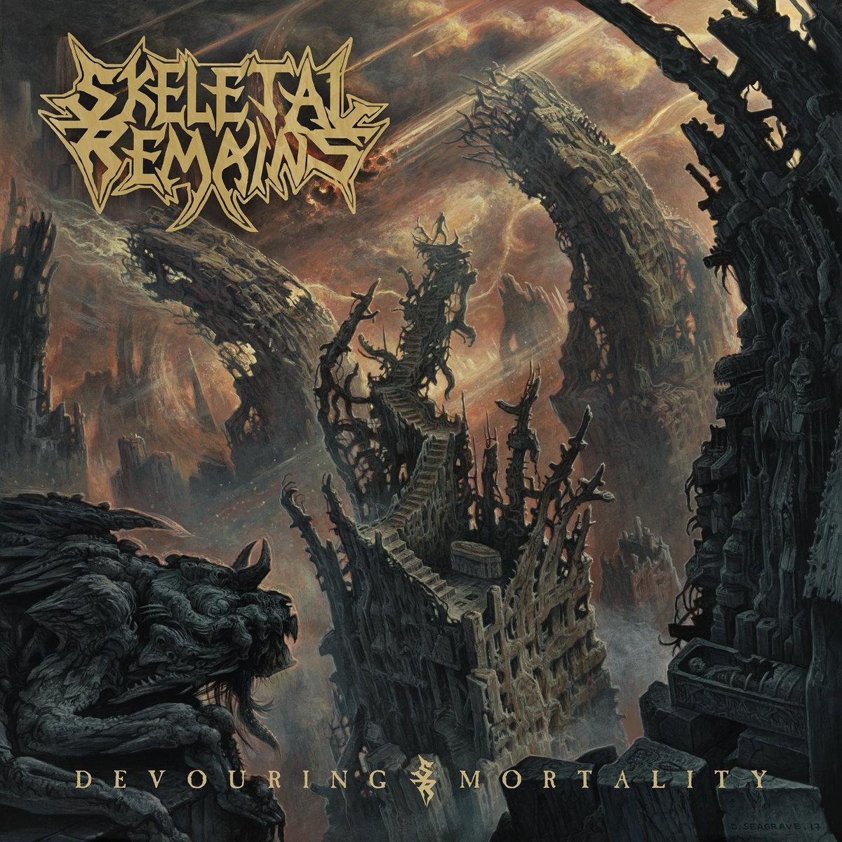 Skeletal Remains – Devouring Mortality