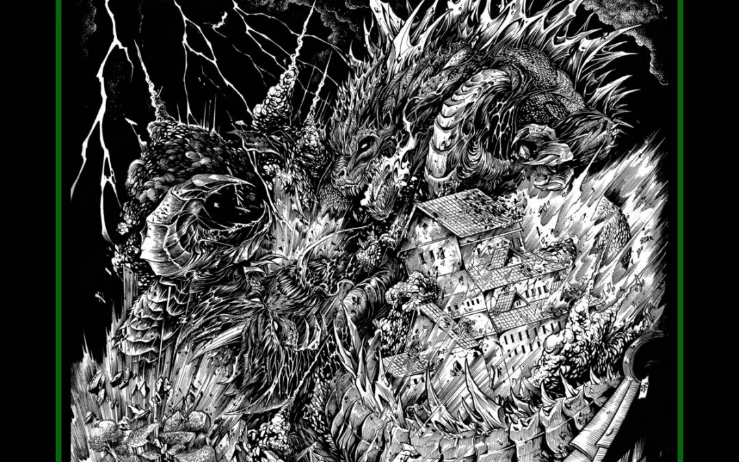 Oxygen Destroyer – Bestial Manifestations of Malevolence and Death