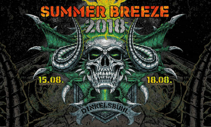Summer Breeze 2018: Nuclear Blast Label Day: Het Verslag!
