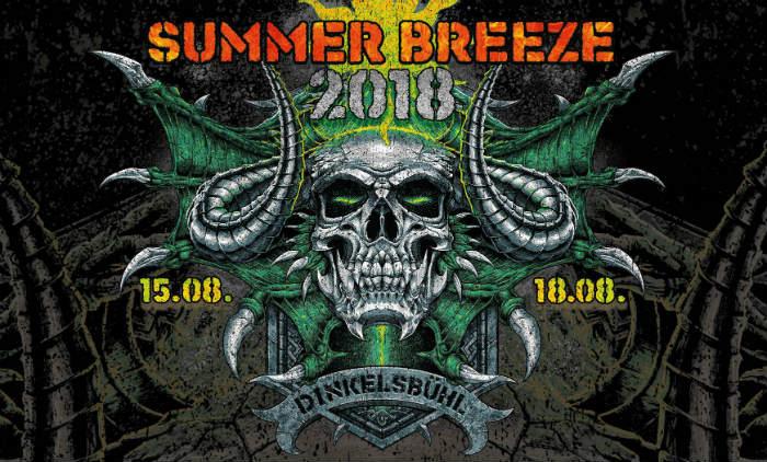 Summer Breeze 2018: donderdag 16 augustus 2018: Het Verslag!