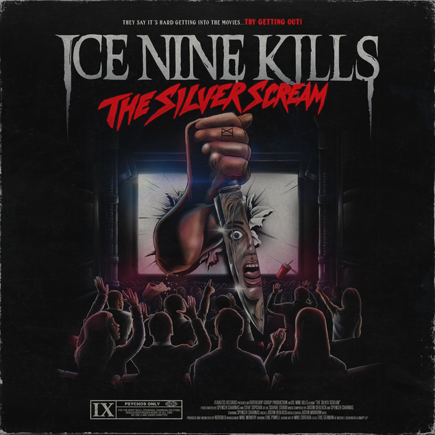 Ice Nine Kills – The Silent Scream