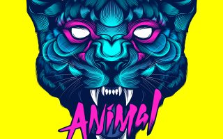 Shining - Animal front cover