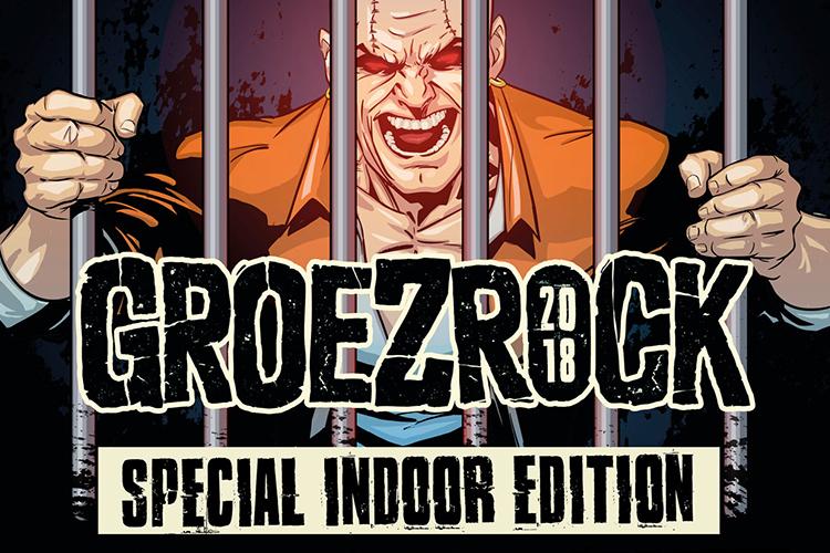 Groezrock Indoor / Muziek-O-Droom, Hasselt / 27-10-2018