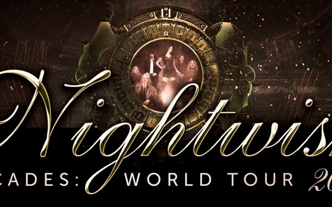 Op reis door twintig jaar Nightwish @ Lotto Arena