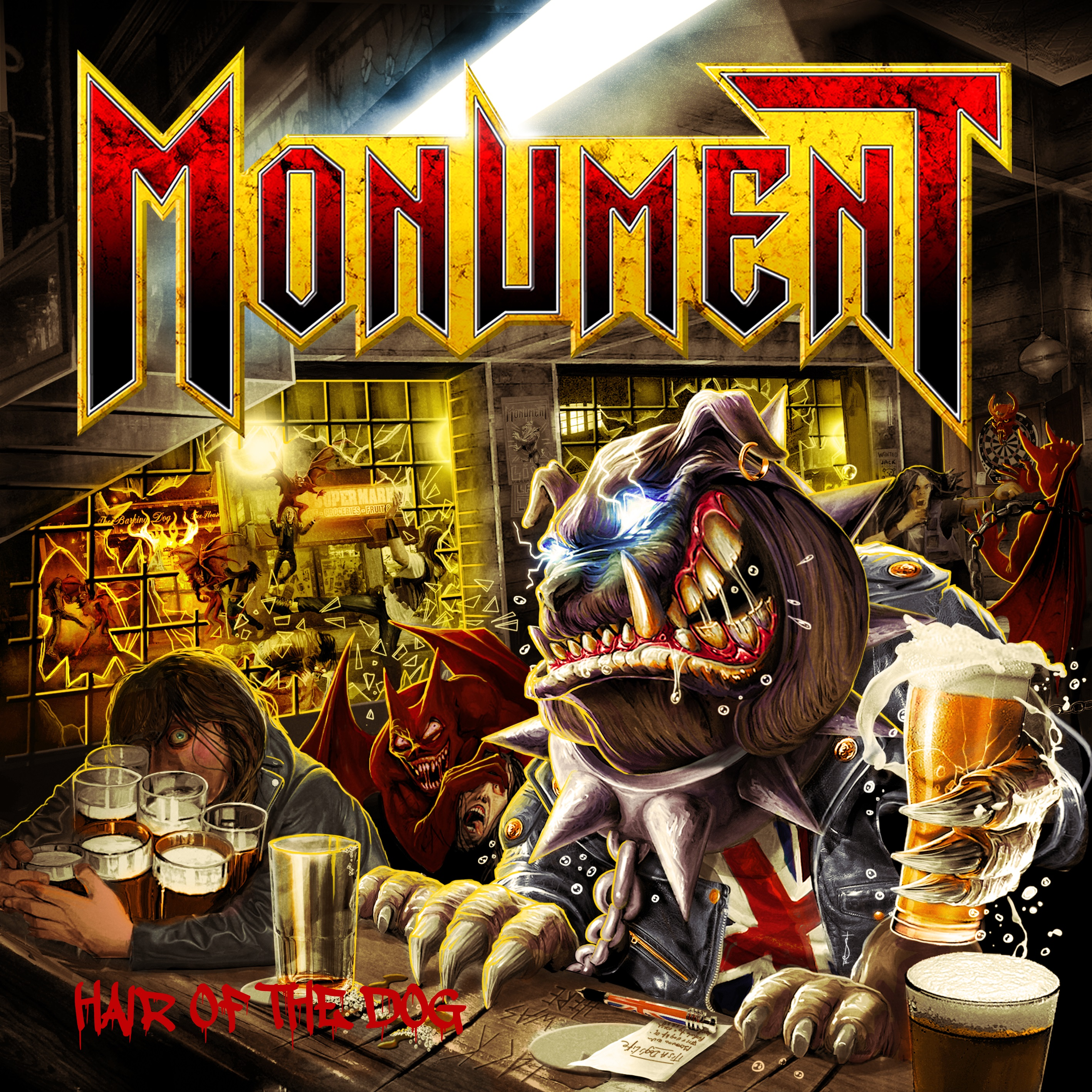 Monument – Hair of the Dog