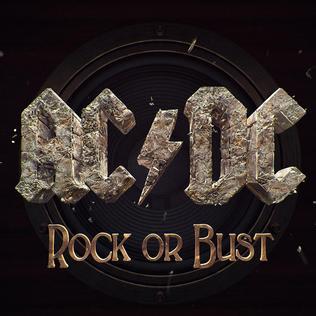 AC/DC + Support / Festivalpark Werchter / 16-05-2016