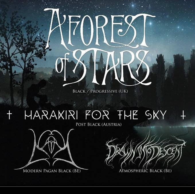 A Forest of Stars – 20 oktober – Decadance, Gent