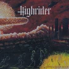 Highrider – Armageddon