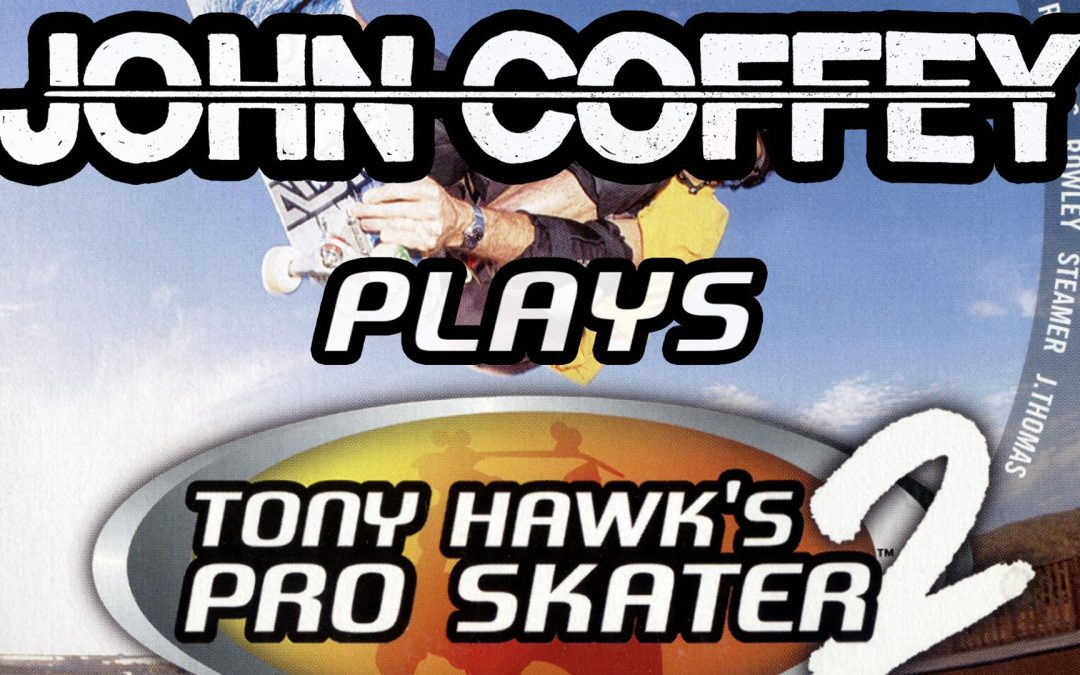 John Coffey plays Tony Hawk 2: Area51 Eindhoven 14-05-16