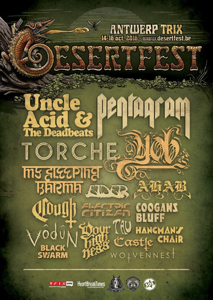 desertfest 1 juni