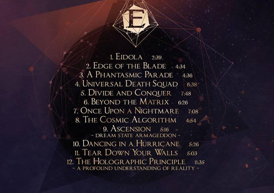 Epica geeft tracklist nieuw album vrij