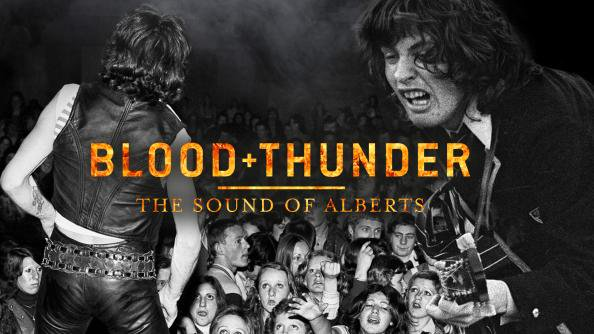 Blood and Thunder, The Sound Of Alberts op Sundance TV