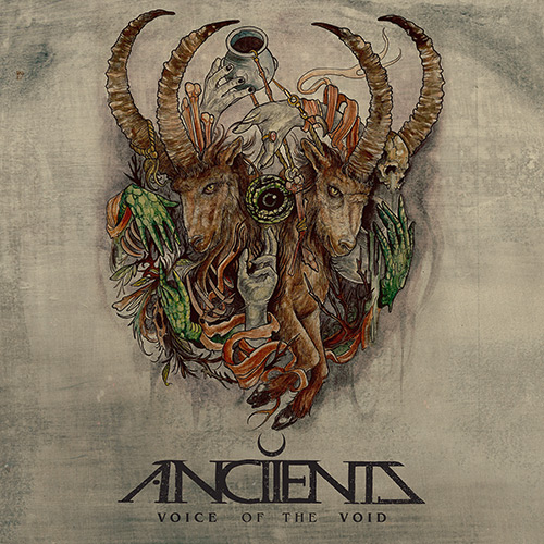 Anciients stelt Voice Of The Void voor