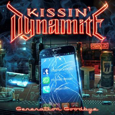Kissin' Dynamite – Generation Goodbye