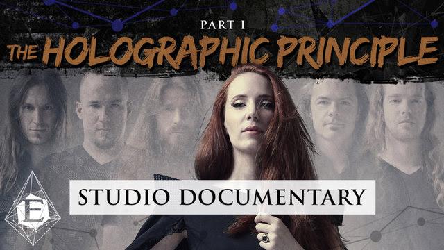 Epica lanceert eerste deel documentaire The Holographic Principle