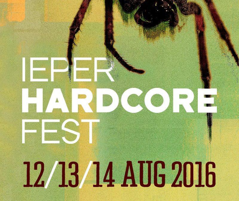 Ieperfest 12/13/14 augustus 2016 : tijdsschema online