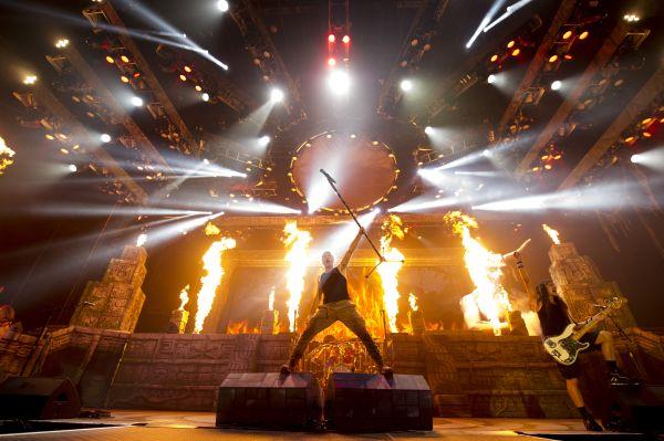Livestream Iron Maiden op Wacken 2016