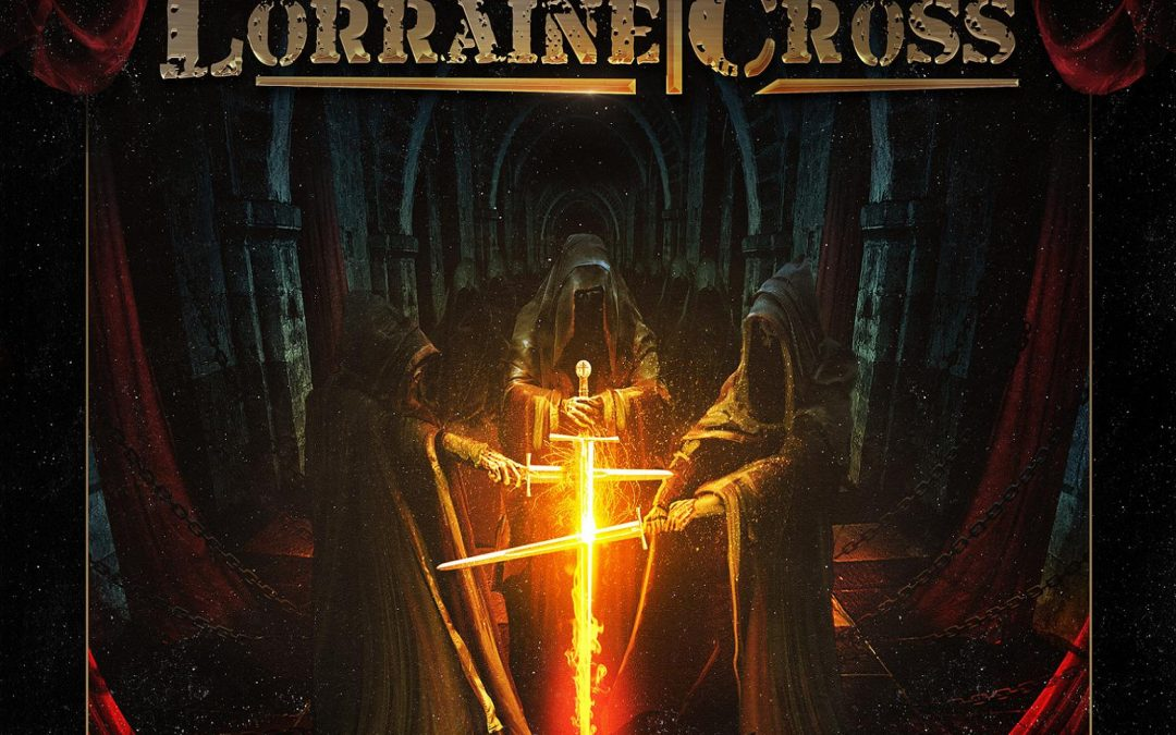 Lorraine Cross – Army of Shadows