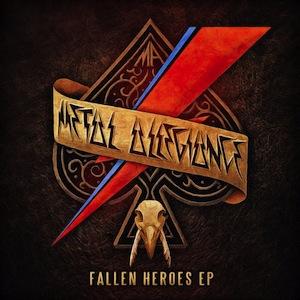 Metal Allegiance – Fallen Heroes ep