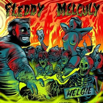 Win tickets voor de exclusieve Fleddy Melculy albumvoorstelling