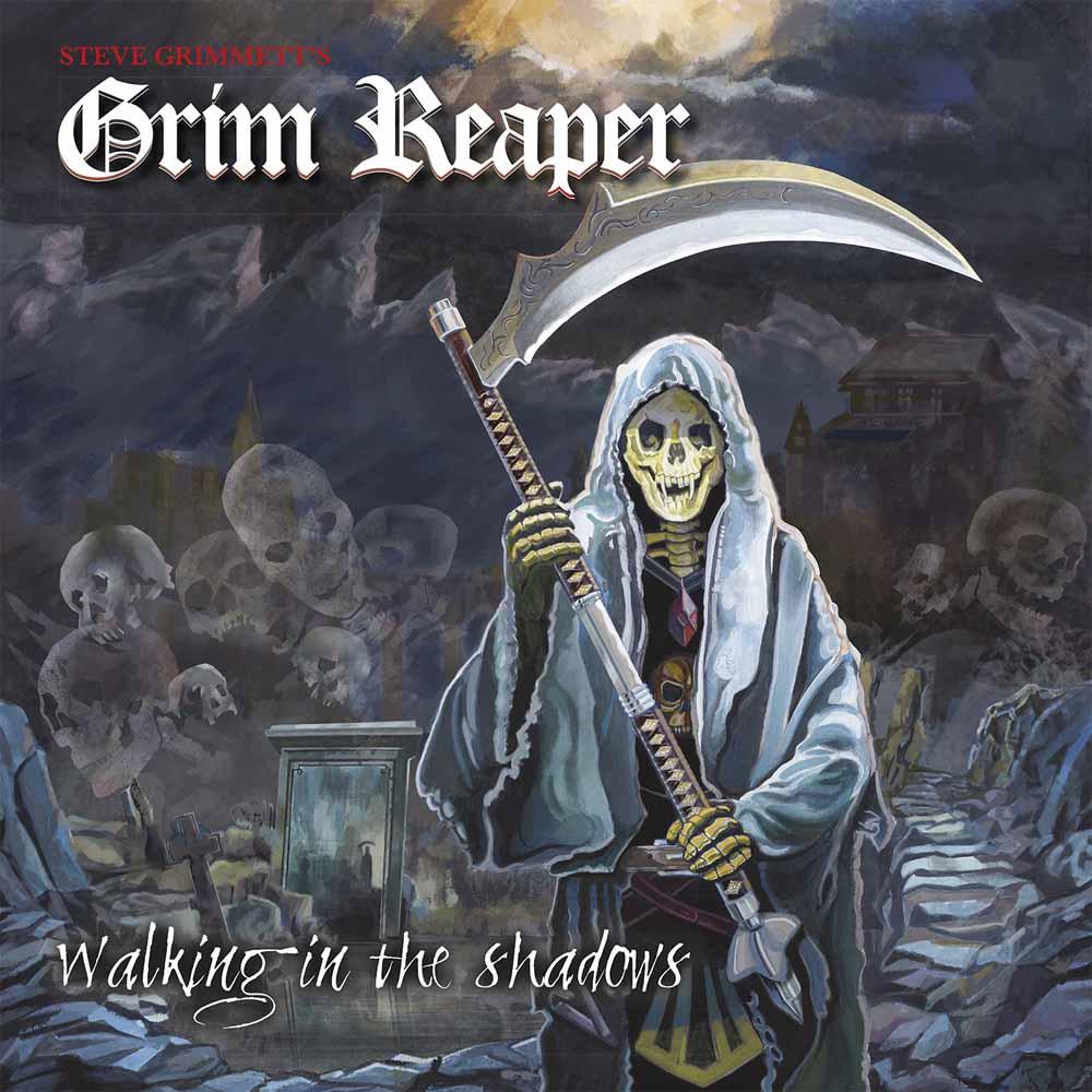Steve Grimmett's Grim Reaper – Walking in the Shadows